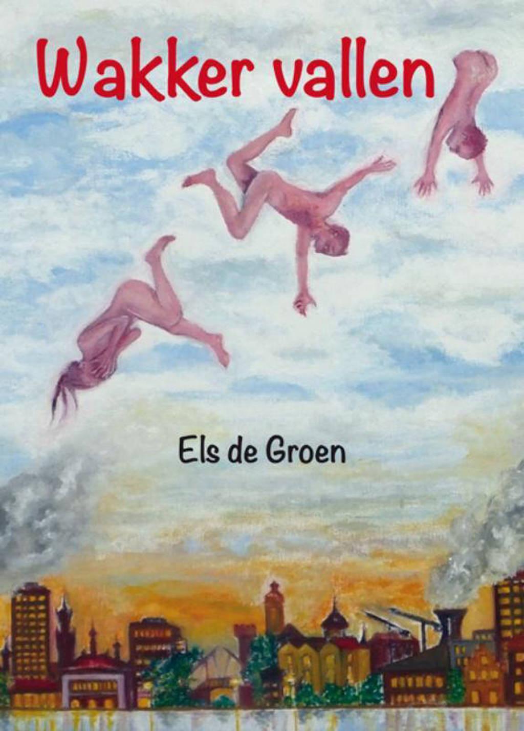Wakker vallen - Els de Groen