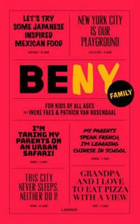 BE NY Family - Patrick van Rosendaal en Ineke Faes