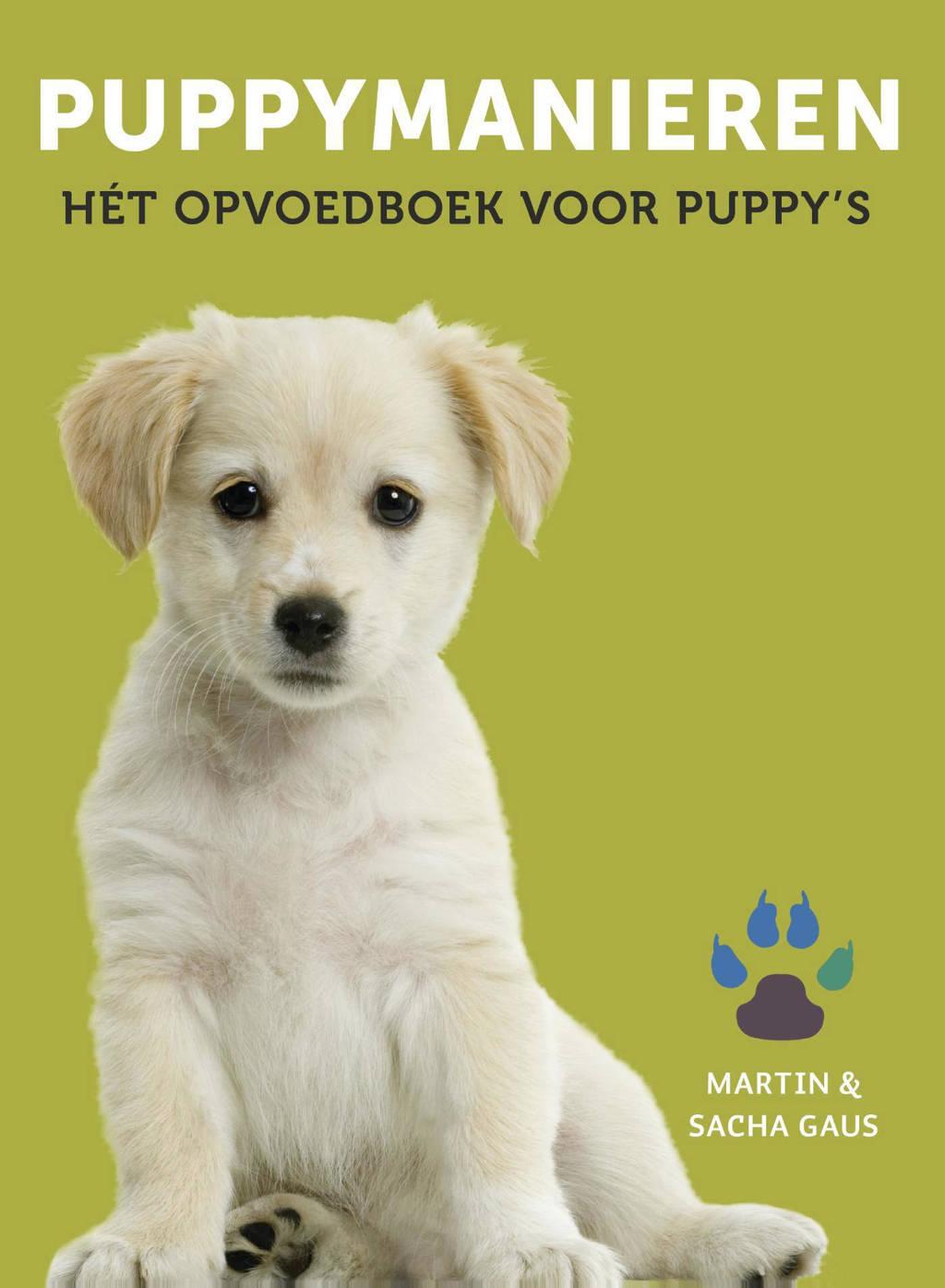 Puppymanieren - Martin Gaus