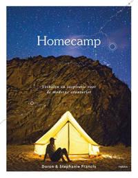 Homecamp - Doron Francis en Stephanie Francis