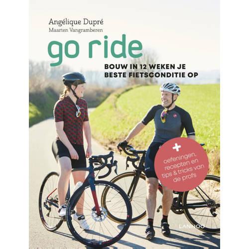 Go Ride - Ang??lique Dupr?? en Maarten Vangrambere
