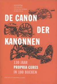 De canon der kanonnen - Lex Bijlsma, Lucas Ligtenberg en Bob Polak
