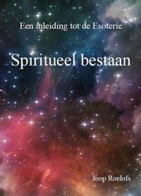 Spiritueel bestaan - Joop Roelofs