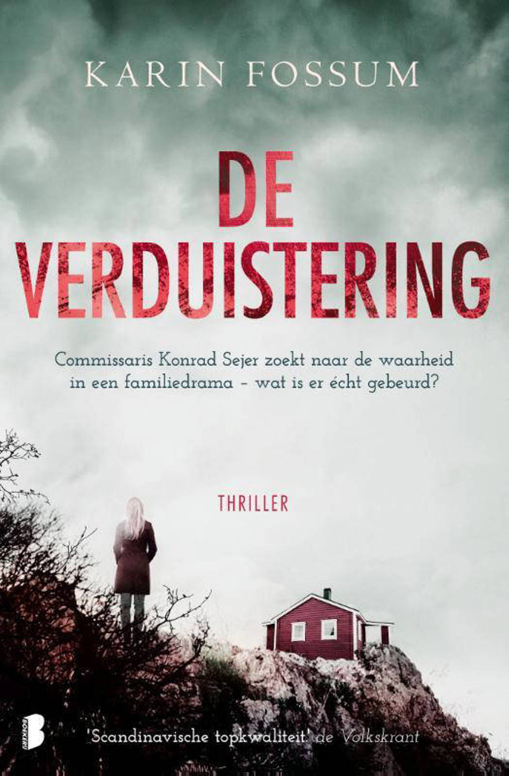 Konrad Sejer: De verduistering - Karin Fossum