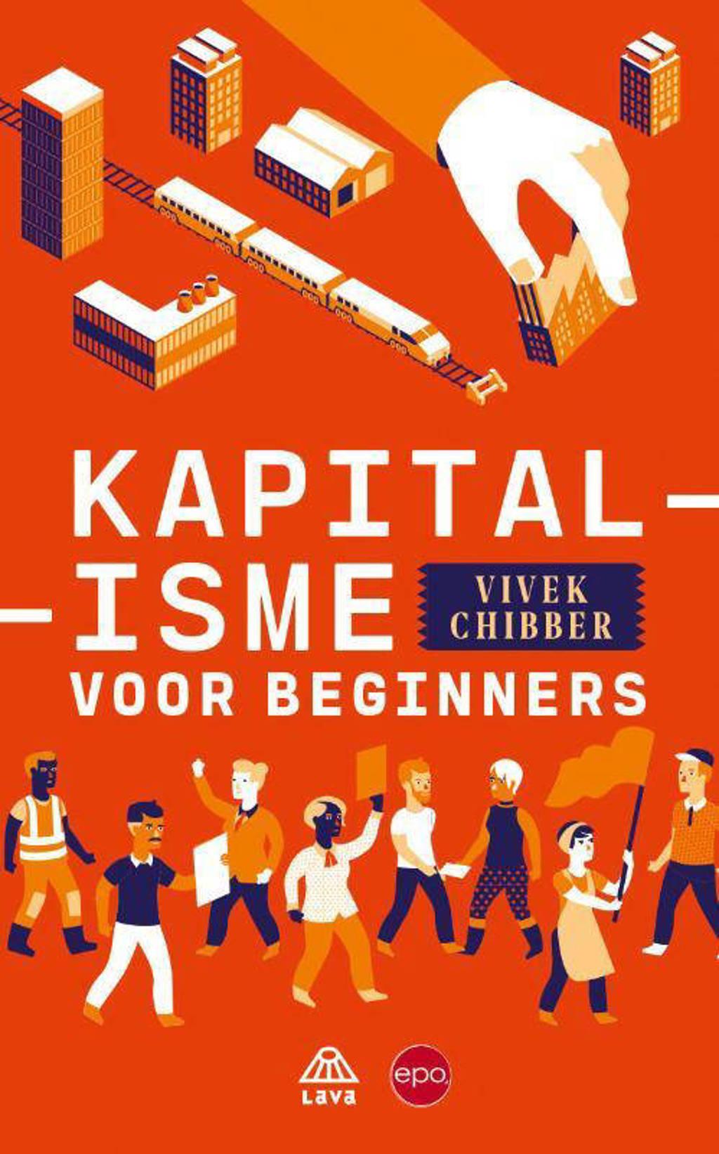 Kapitalisme voor beginners - Vivek Chibber