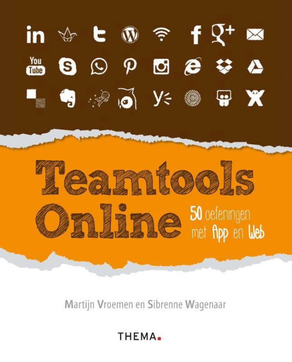 Teamtools online - Martijn Vroemen en Sibrenne Wagenaar
