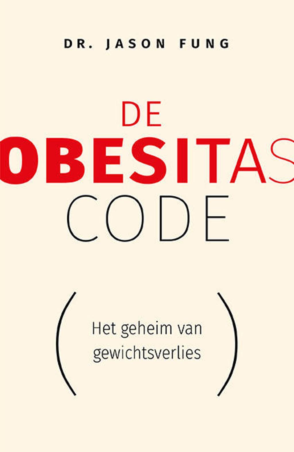 De obesitas-code - Jason Fung