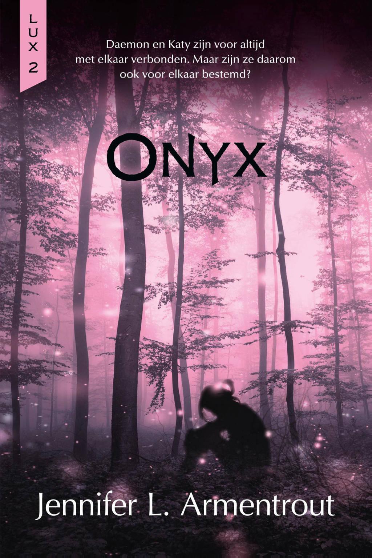 Lux: Onyx - Jennifer L. Armentrout