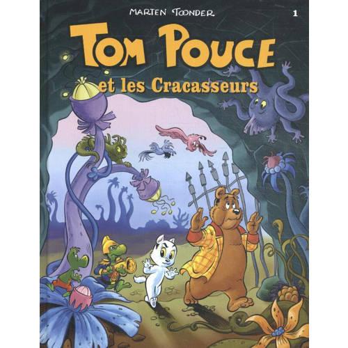 Tom Poes avonturen: Tom Pouce et les Craquers - Marten Toonder kopen