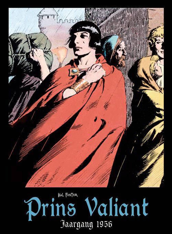 Prins Valiant: Prins Valiant 20. Jaargang 1956
