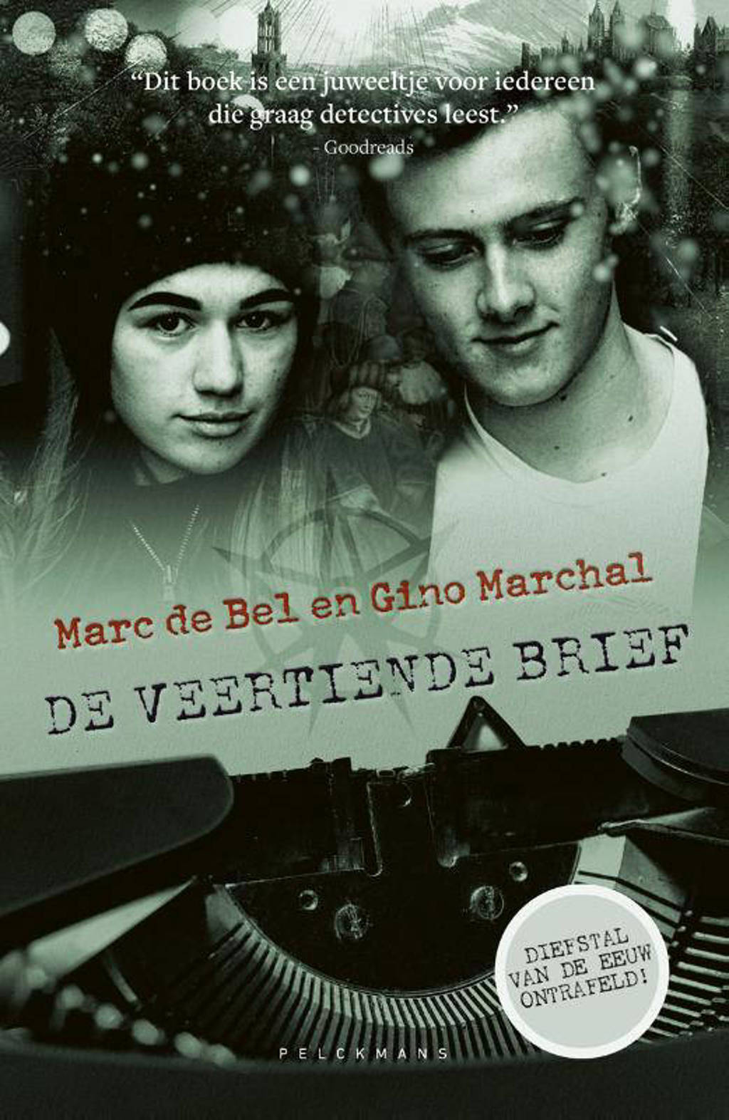 De veertiende brief - Marc de Bel en Gino Marchal