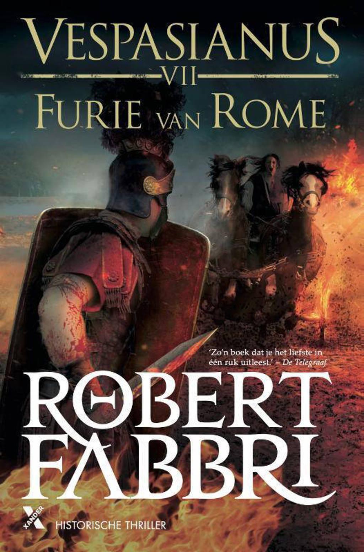Vespasianus: Furie van Rome - Robert Fabbri