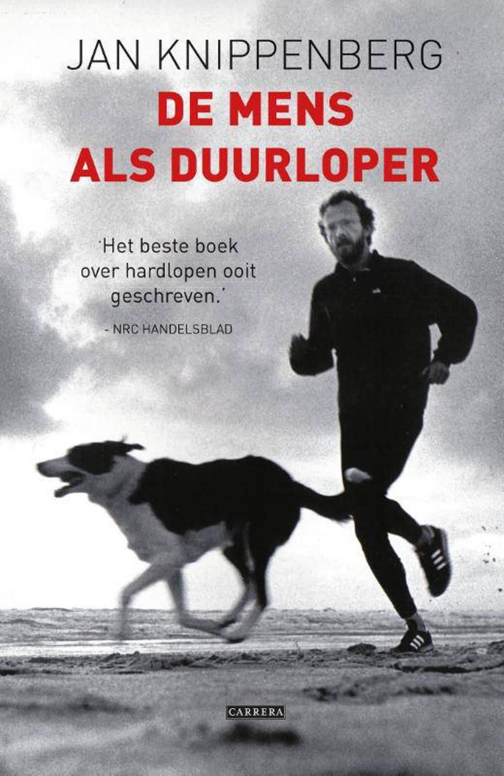 De mens als duurloper - Jan Knippenberg