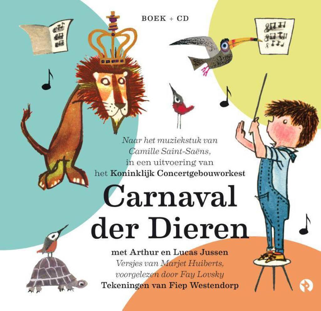 Carnaval der Dieren - Camille Saint-Saëns, Marjet Huiberts, , e.a.
