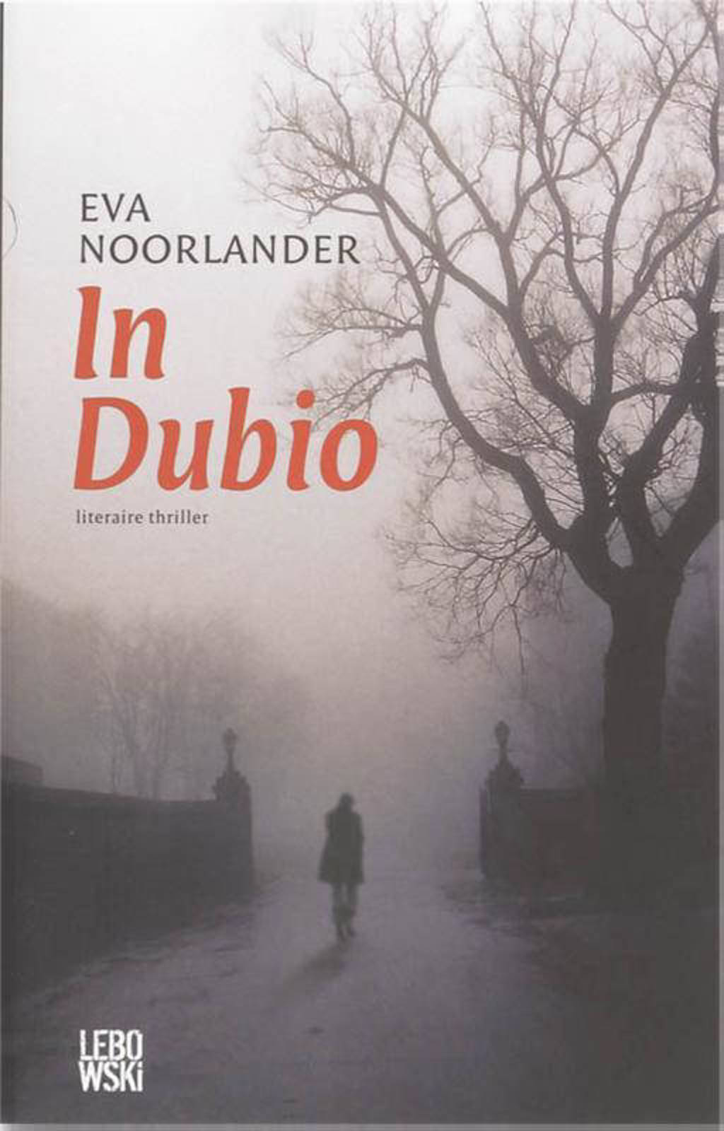 In Dubio - Eva Noorlander