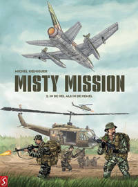 Misty Mission: In de hel als in de hemel - Michel Koeniguer