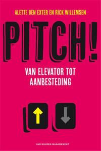 Pitch! - Alette den Exter en Rick Willemsen