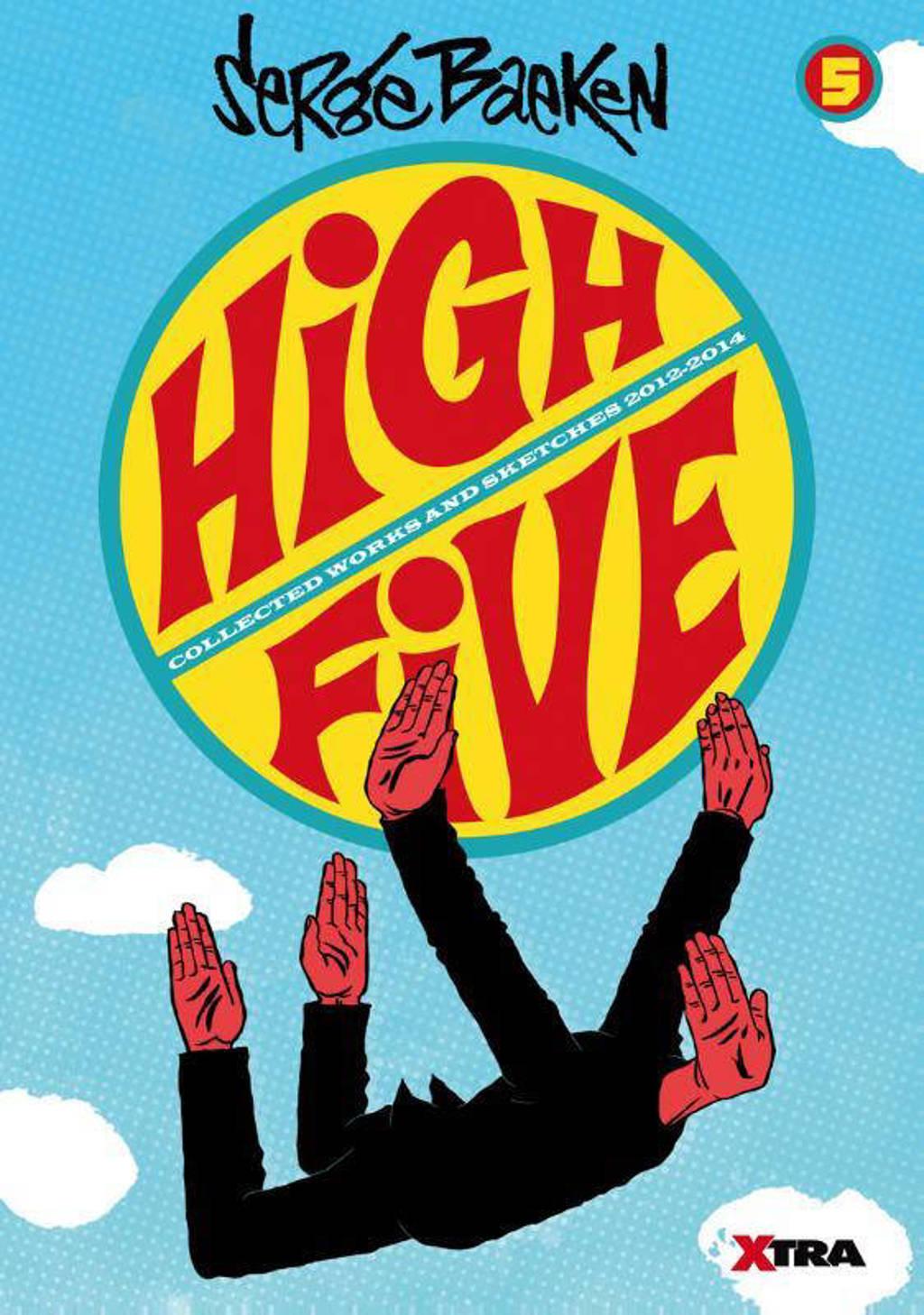High five - Serge Baeken