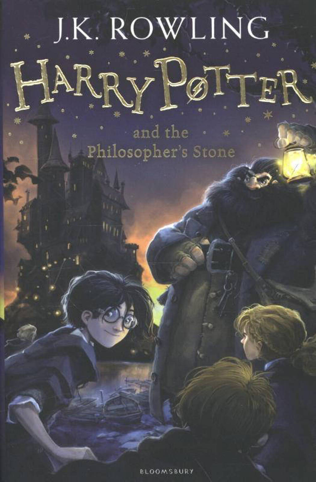 Harry Potter and the Philosopher's Stone - Rowling, J K