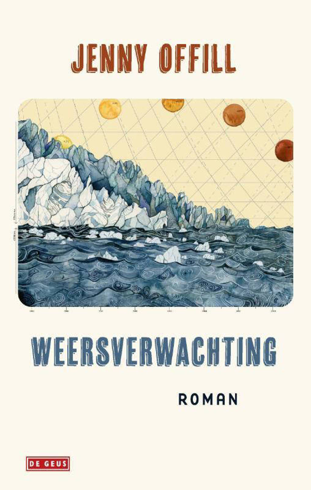 Weersverwachting - Jenny Offill