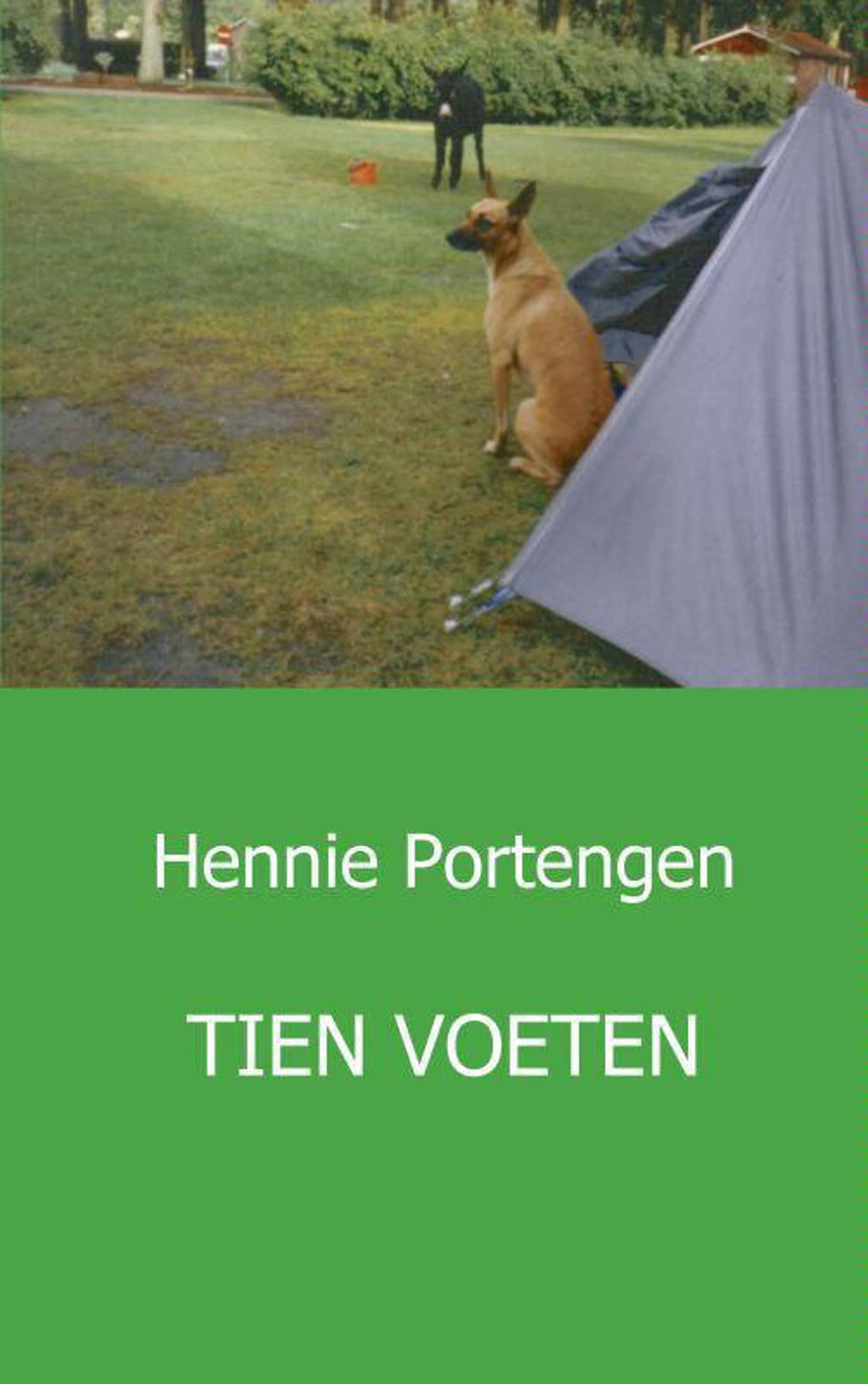 Tien voeten - Hennie Portengen