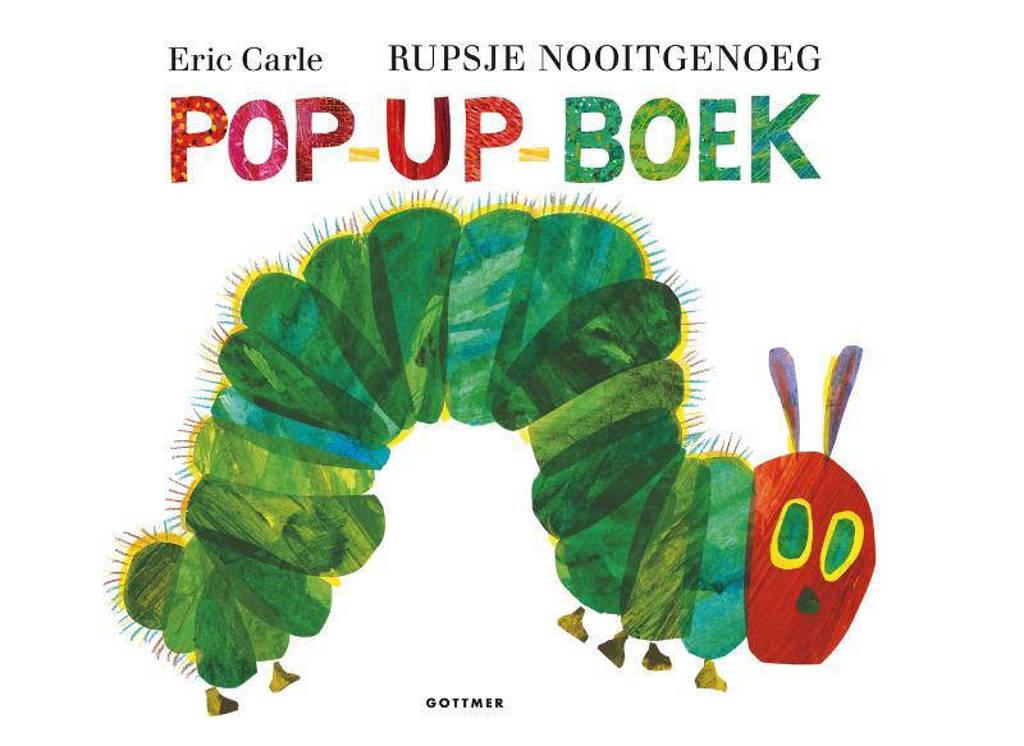 Rupsje Nooitgenoeg pop-up-boek - Eric Carle