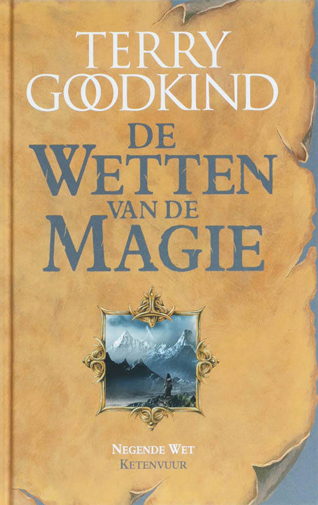 De Wetten van de Magie: Ketenvuur - Terry Goodkind