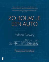 Zo bouw je een auto - Adrian Newey