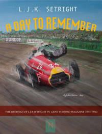 A day to remember - L.J.K. Setright