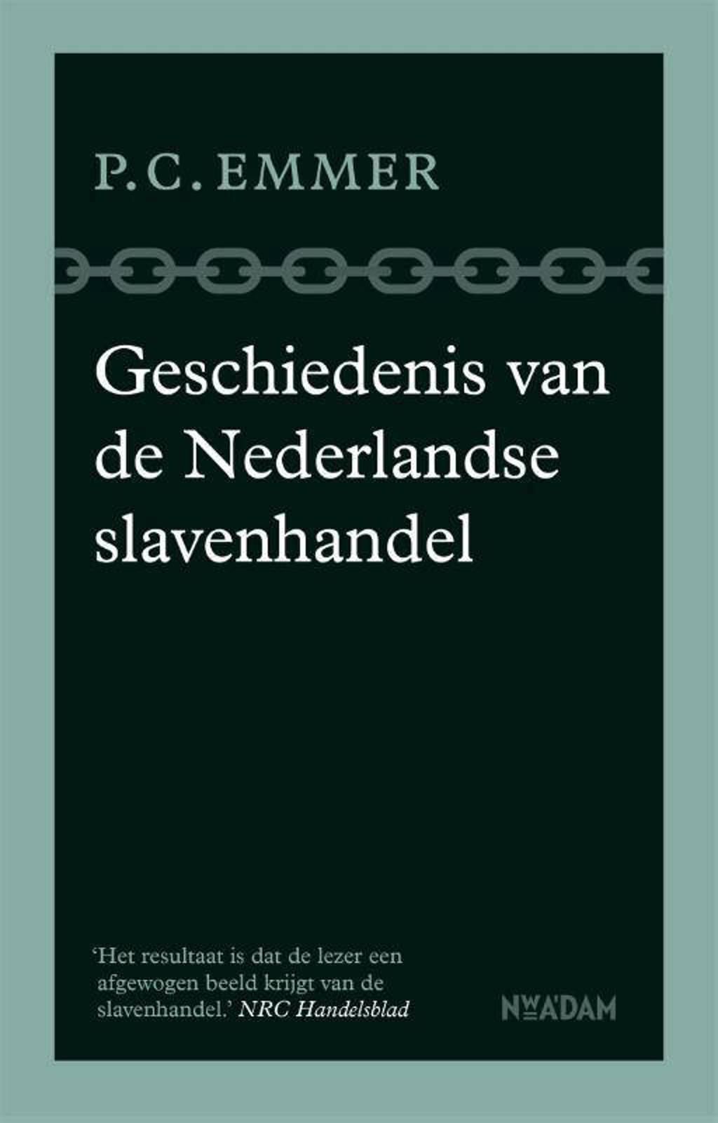Geschiedenis van de Nederlandse slavenhandel - Piet Emmer
