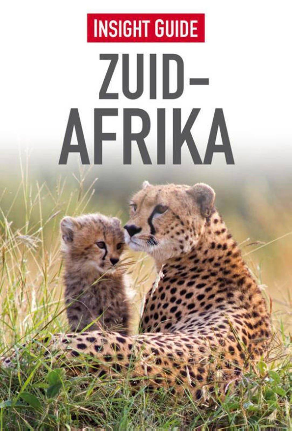 Insight guides: Zuid-Afrika