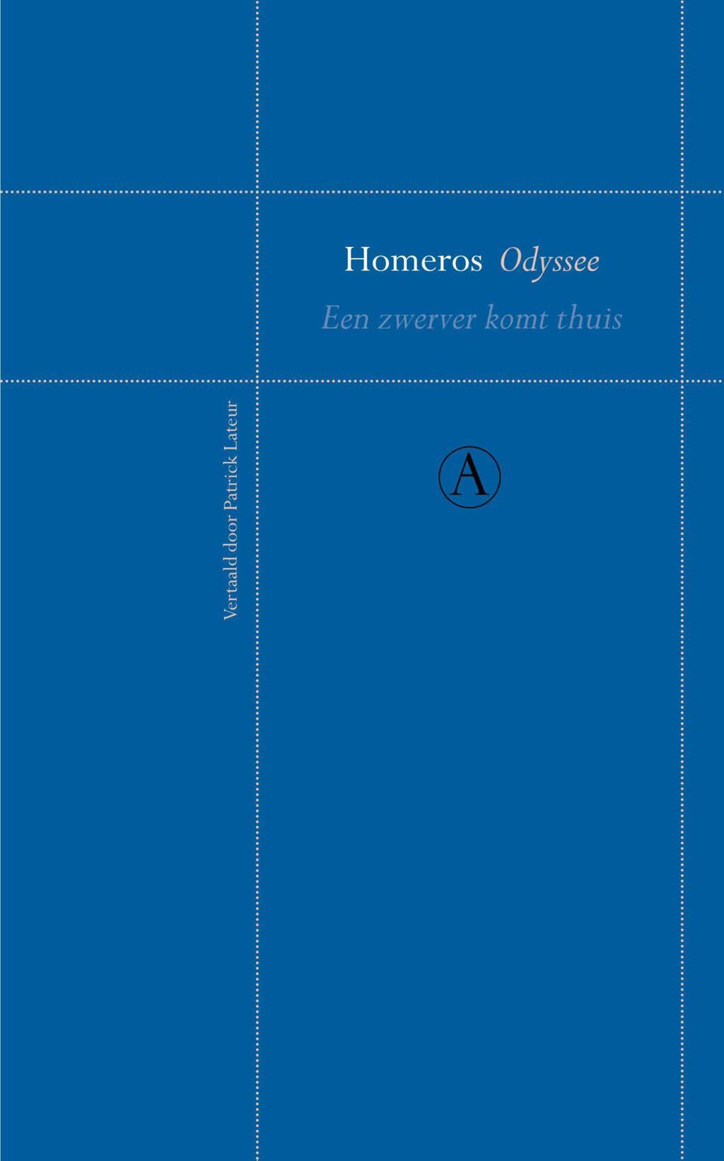 Odyssee - Homeros