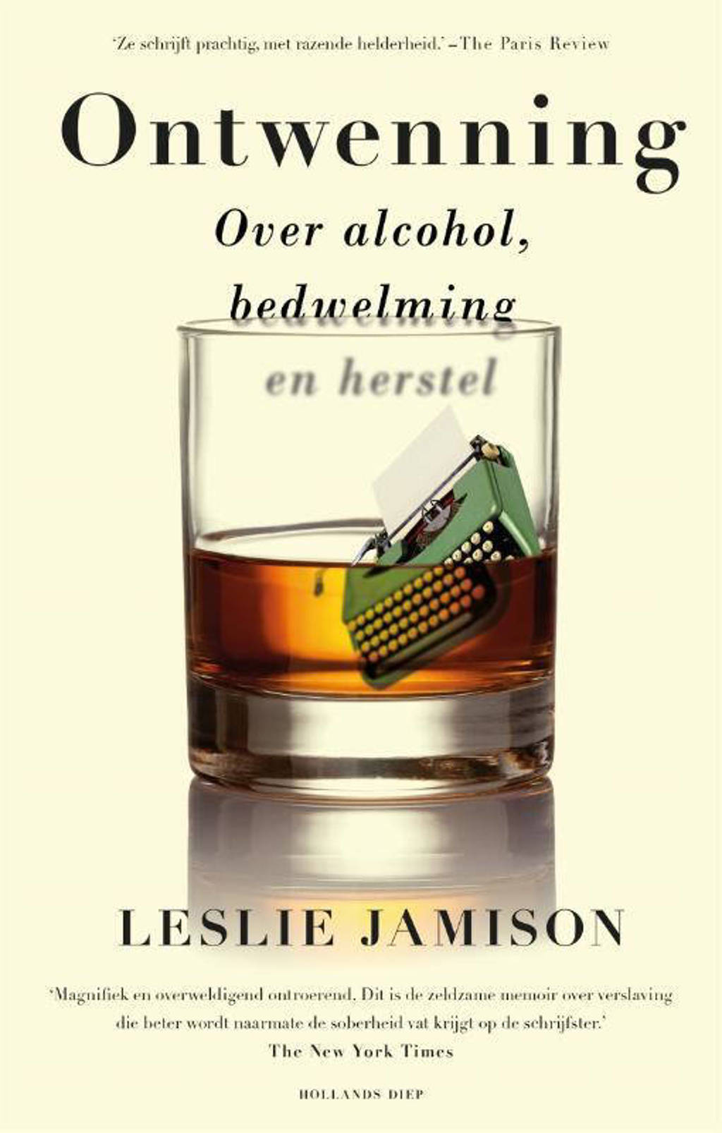 Ontwenning - Leslie Jamison