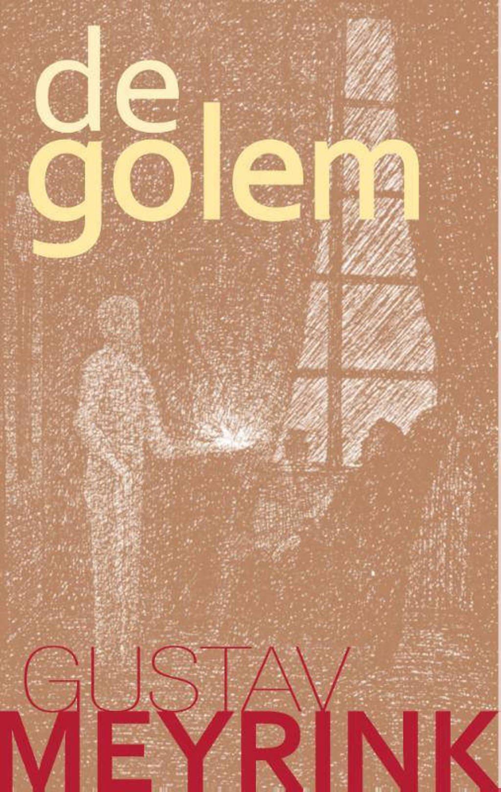 De golem - Gustav Meyrink