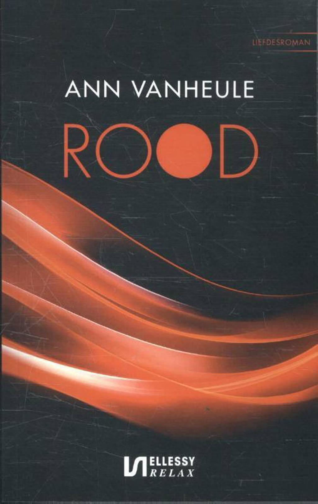 Rood - Ann Vanheule