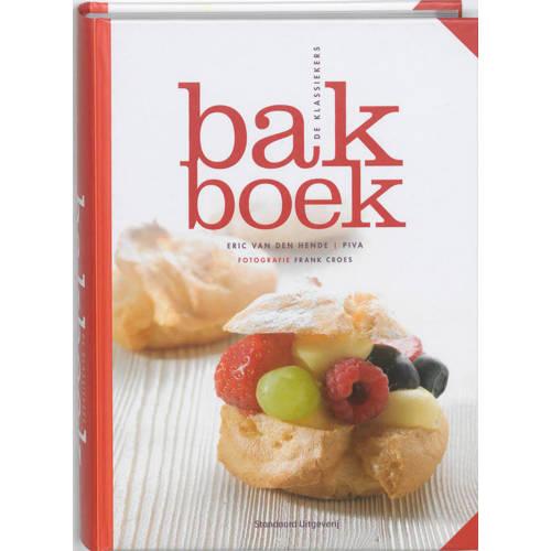 Bakboek - Eric van den Hende