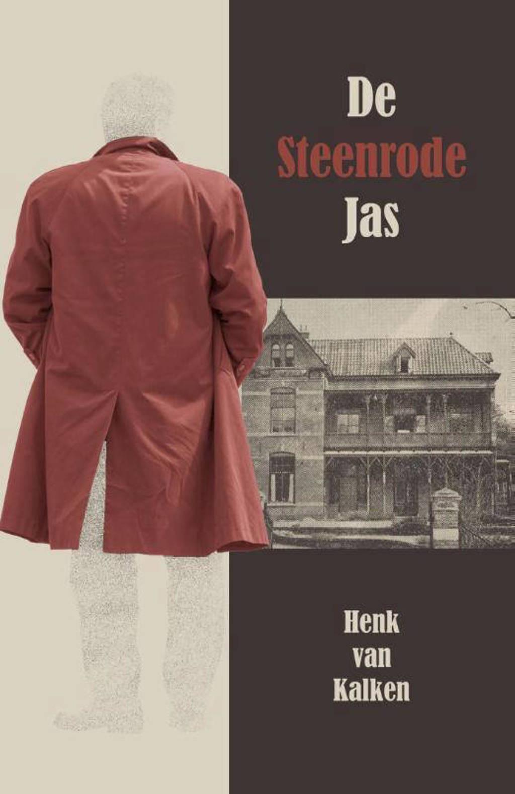 De steenrode jas - Henk van Kalken