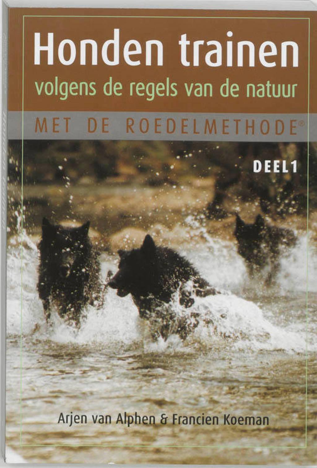Honden trainen volgens de regels van de natuur met de roedelmethode 1 - Arjen van Alphen en Francien Koeman