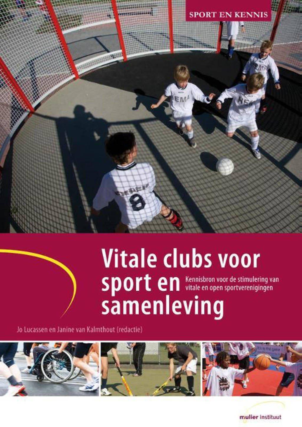 Sport en Kennis: Vitale clubs voor sport en samenleving
