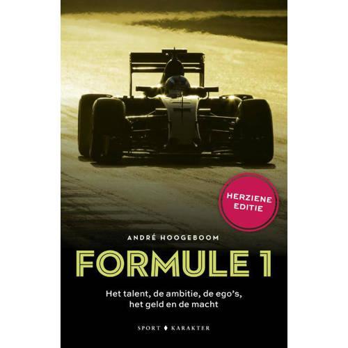 Formule 1 - Andr?? Hoogeboom