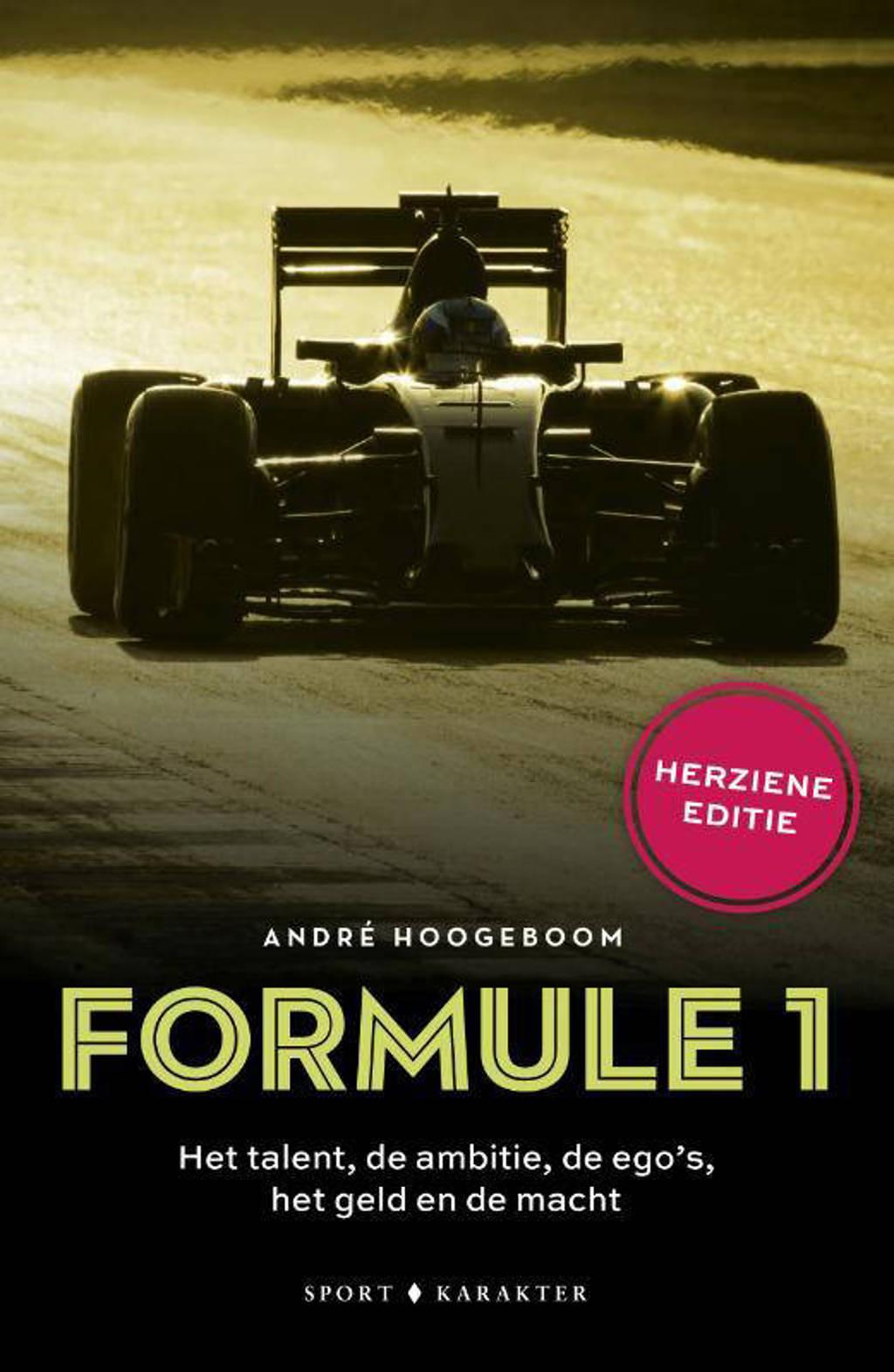 Formule 1 - André Hoogeboom