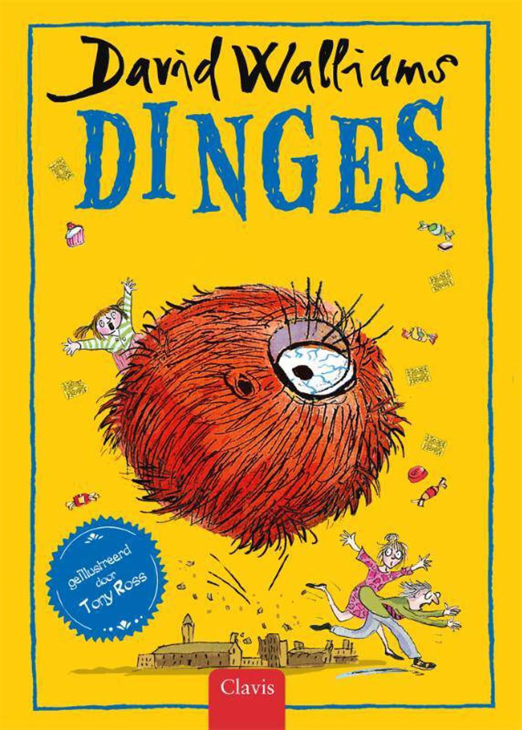 Dinges - David Walliams