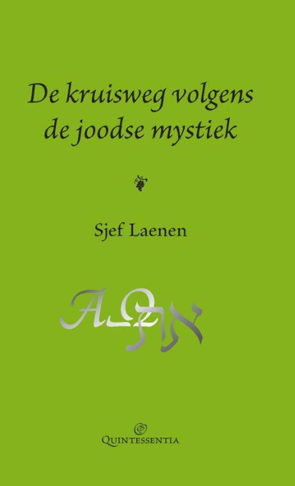 De kruisweg volgens de joodse mystiek - Sjef Laenen