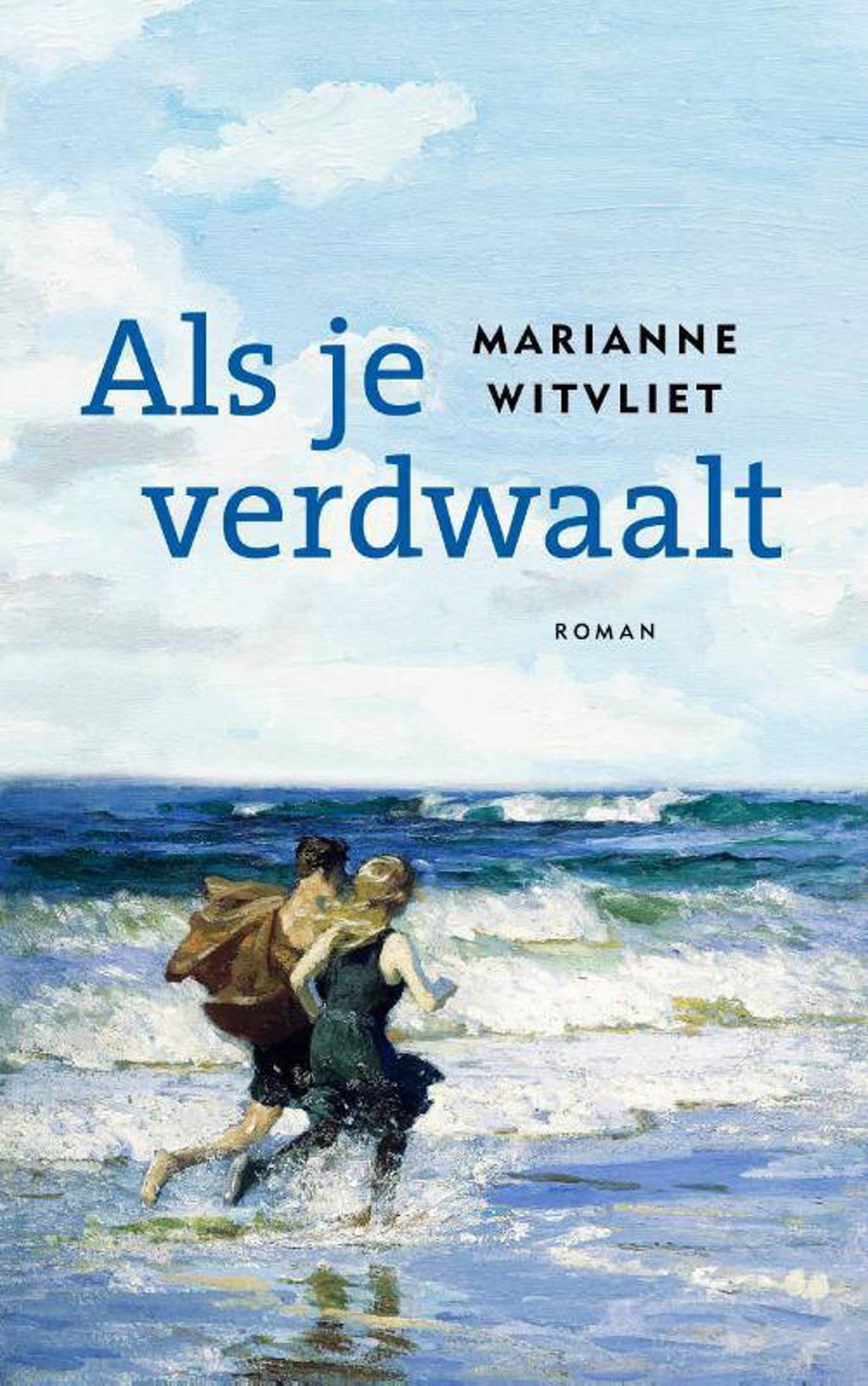 Als je verdwaalt - Marianne Witvliet