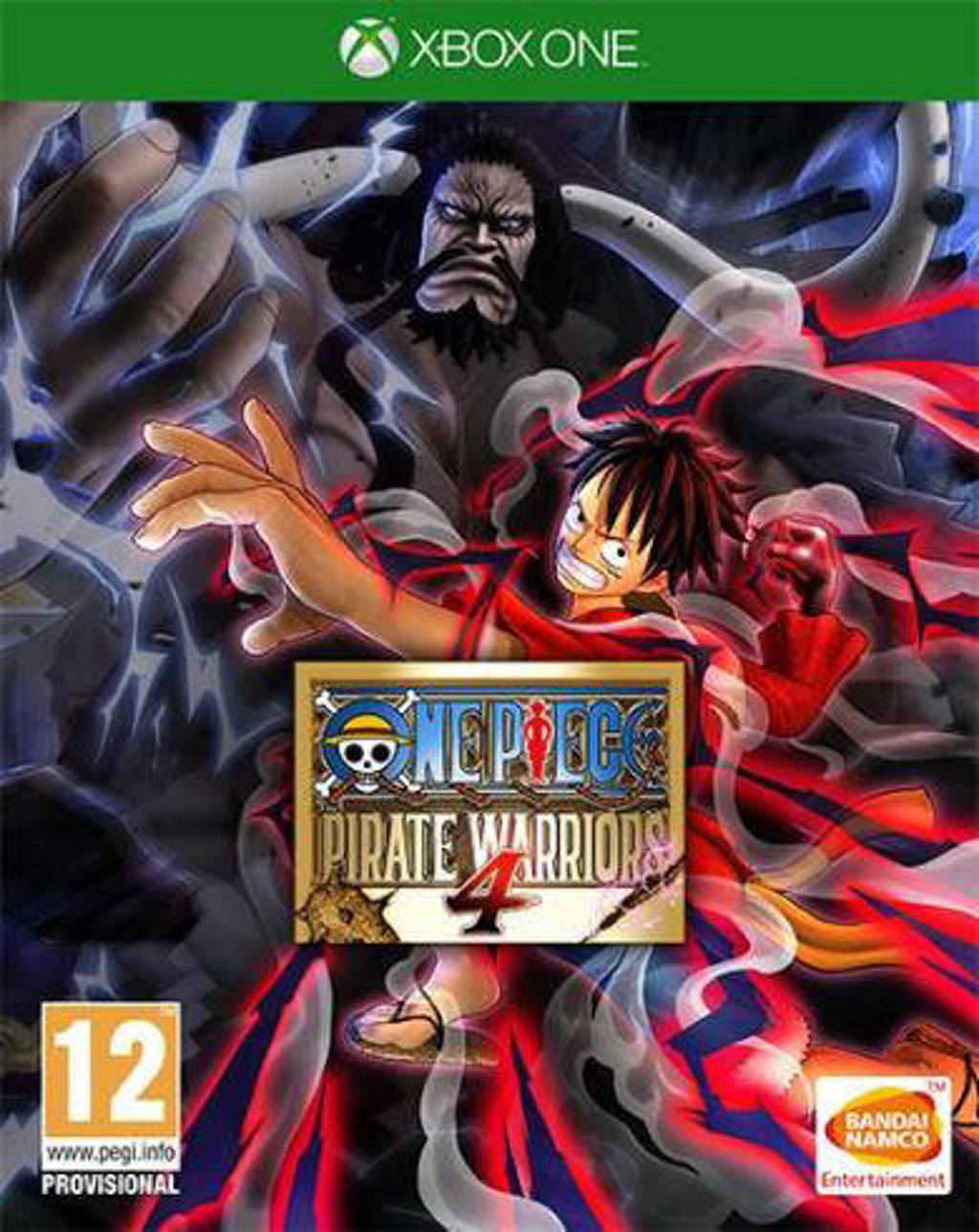 One piece - Pirate warriors 4 (Xbox One)