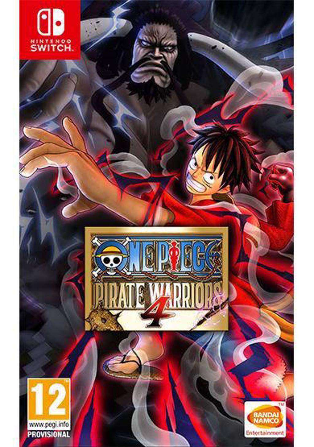 One piece - Pirate warriors 4 (Nintendo Switch)