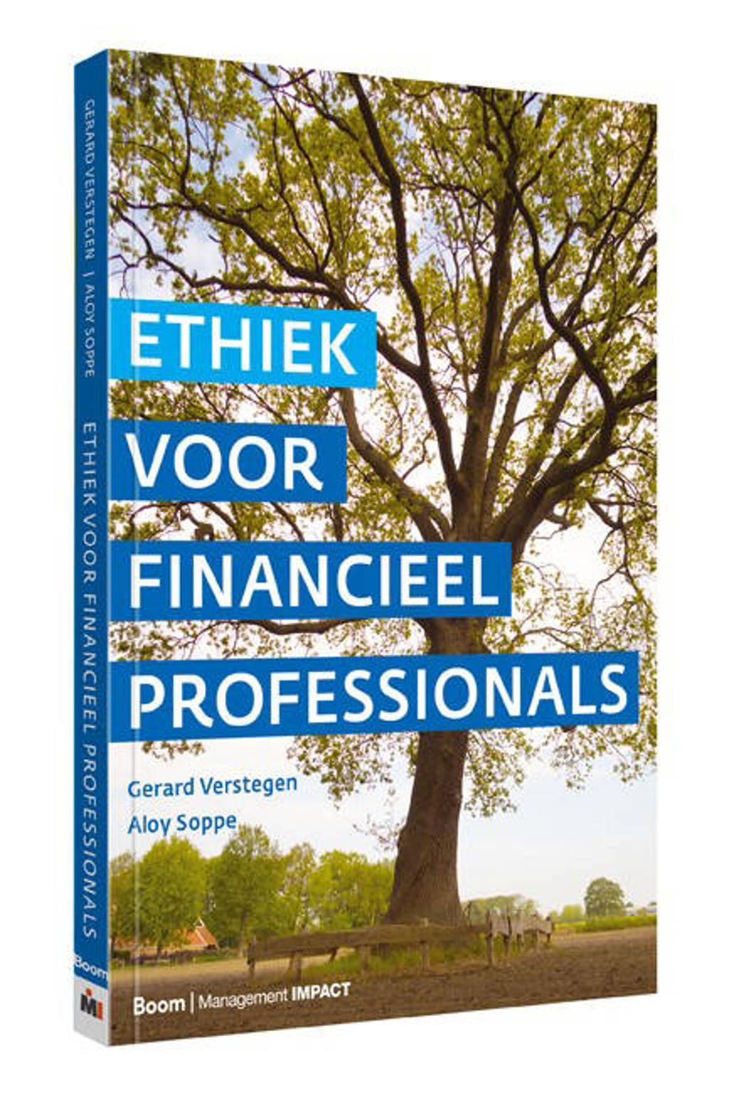 Ethiek voor financieel professionals - Gerard Verstegen en Aloy Soppe
