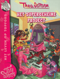 Het supergeheime project - Thea Stilton