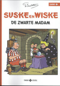 Suske en Wiske Classics: De zwarte madam - Willy Vandersteen