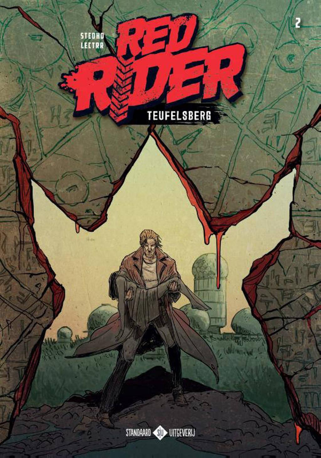 Red Rider: Teufelsberg - Stedho en Lectrr
